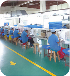 ハシーグループ OEM 特徴 自社工場生産