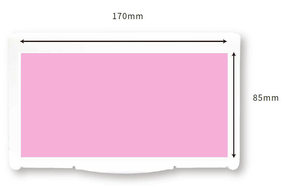 セミオーダーメイド マスクケース 印刷範囲