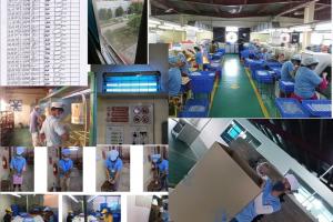 弊社バングラディシュ工場での製造における品質管理に関して